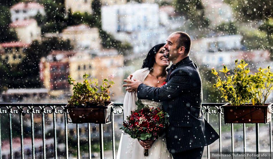 Il matrimonio di Gianni e Romina a Salerno, Salerno