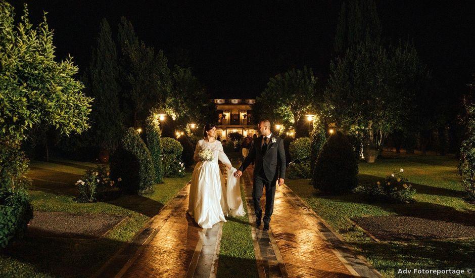 Il matrimonio di Sandro e Maria Carmen a Acireale, Catania