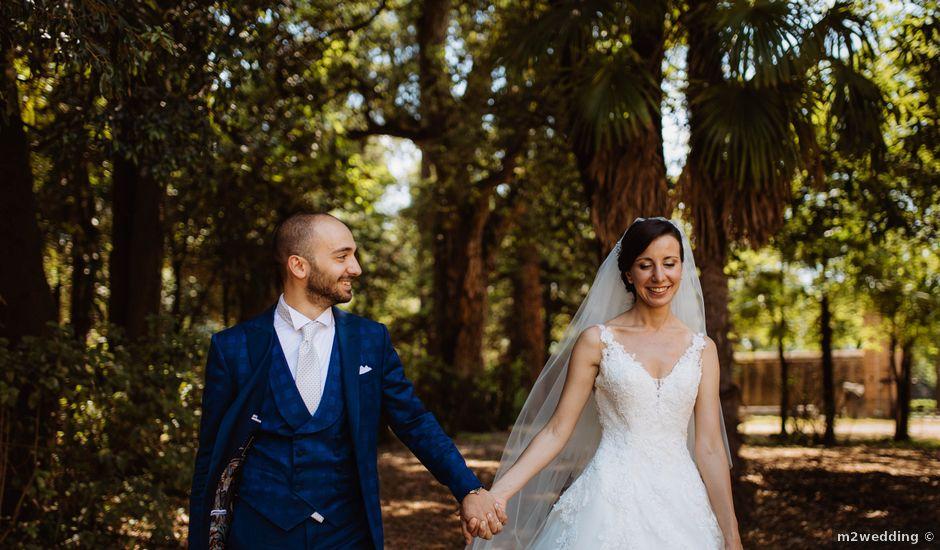 Il matrimonio di Valentina e Francesco a Fiastra, Macerata
