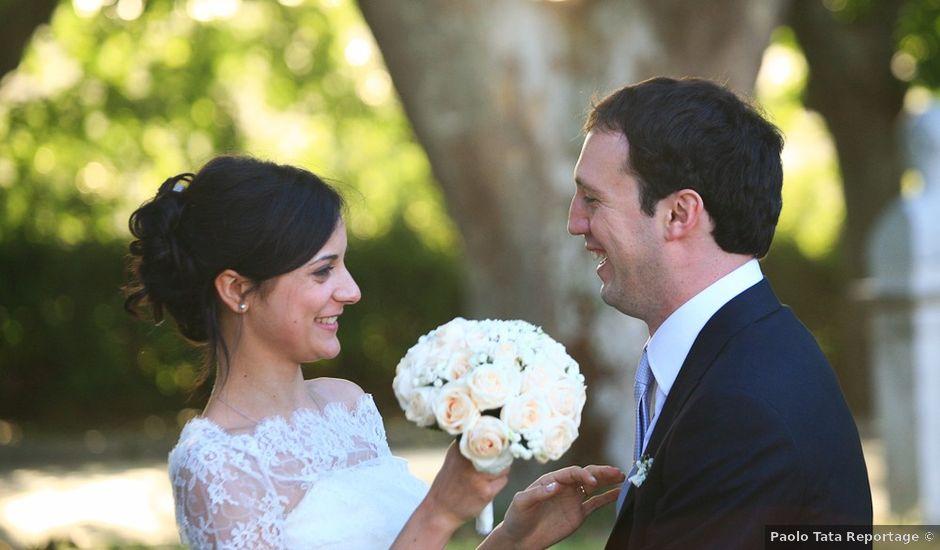 Il matrimonio di Alessandro e Vittoria a Roma, Roma
