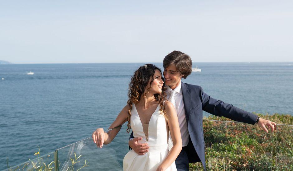 Il matrimonio di Gianmatteo e Chetura a Napoli, Napoli