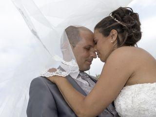 Le nozze di Serenella e Rui Gabriel