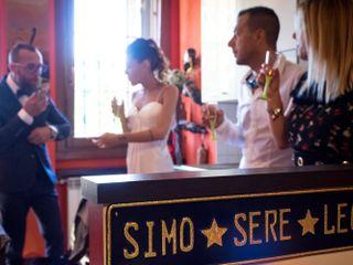 le nozze di Serena e Simone 1