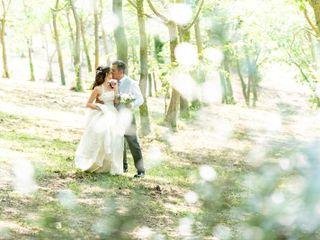 Le nozze di Jessica e Ronald 1