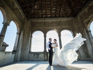 Le nozze di Arianna e Andrea 1