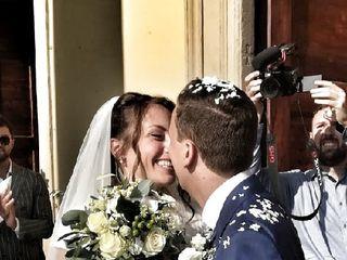 Le nozze di Tiziano e Alessandra 1