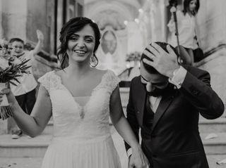 Le nozze di Pamela e Cristian