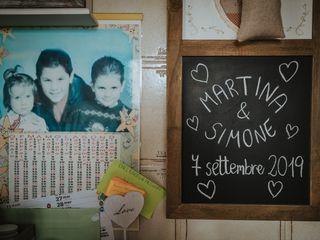 Le nozze di Martina e Simone 1