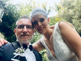 Le nozze di Moira e Simone