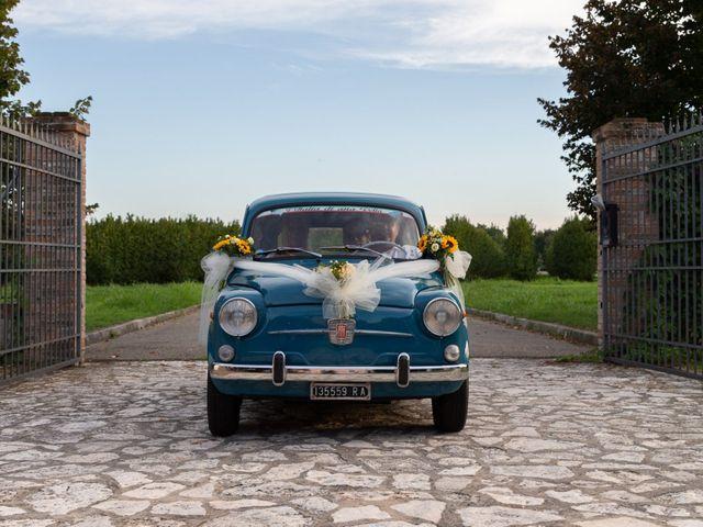 Il matrimonio di Marco e Paola a Russi, Ravenna 14