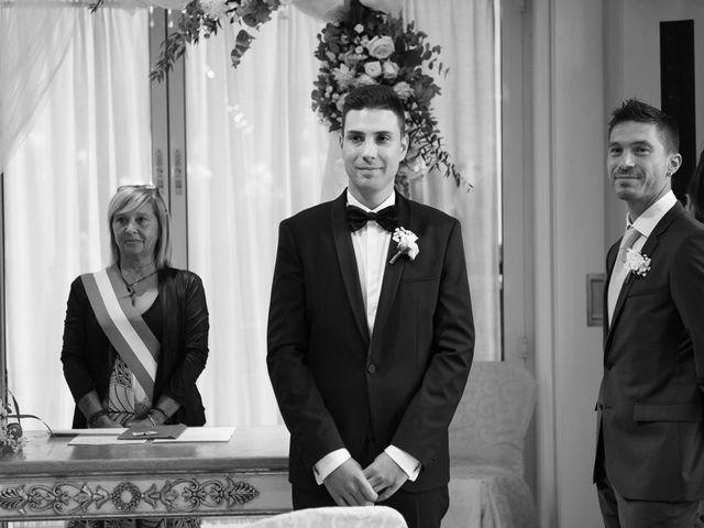 Il matrimonio di Fabio e Enxi a Bologna, Bologna 20
