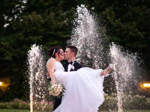 Le nozze di Enxi e Fabio