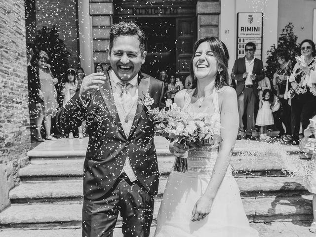 Le nozze di Jessica e Ronald