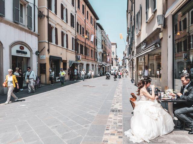 Il matrimonio di Ronald e Jessica a Rimini, Rimini 1