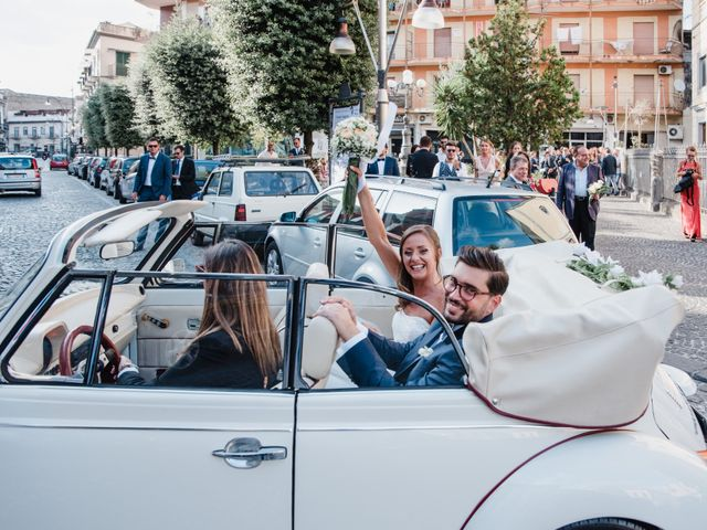 Il matrimonio di Luca e Marta a Frattaminore, Napoli 18