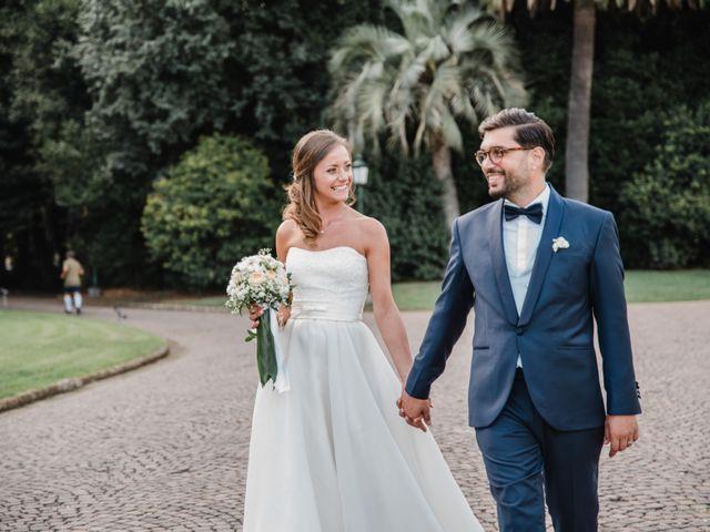 Il matrimonio di Luca e Marta a Frattaminore, Napoli 19