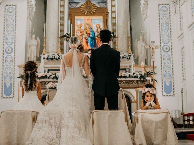 Il matrimonio di Giuseppe e Alba a Barrafranca, Enna 4