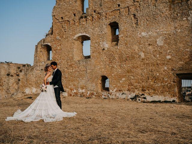 Il matrimonio di Giuseppe e Alba a Barrafranca, Enna 5