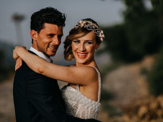 Il matrimonio di Giuseppe e Alba a Barrafranca, Enna 6