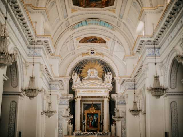 Il matrimonio di Giuseppe e Alba a Barrafranca, Enna 7