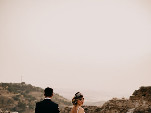 Il matrimonio di Giuseppe e Alba a Barrafranca, Enna 9