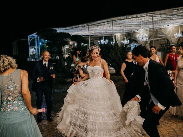 Il matrimonio di Giuseppe e Alba a Barrafranca, Enna 21