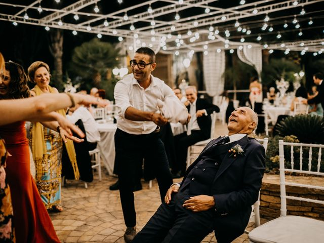 Il matrimonio di Giuseppe e Alba a Barrafranca, Enna 23