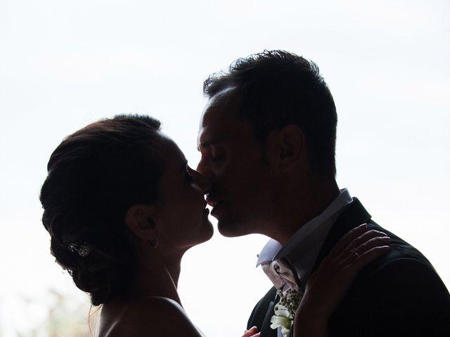 le nozze di Daniela e Davide