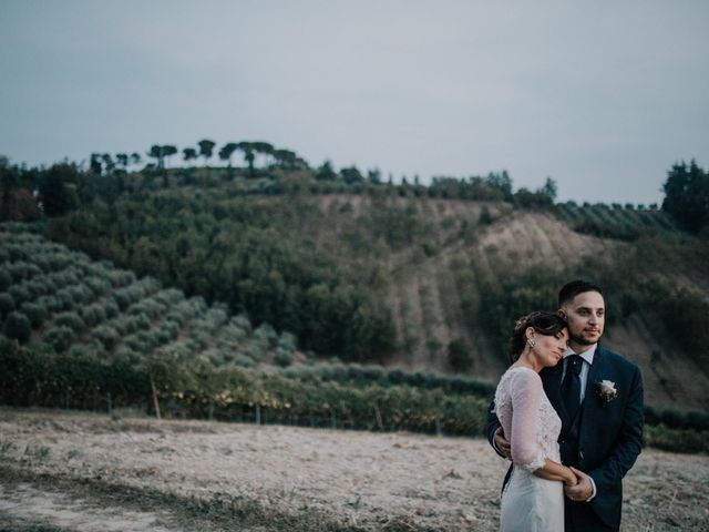 Il matrimonio di Enrico e Giulia a Cesena, Forlì-Cesena 64