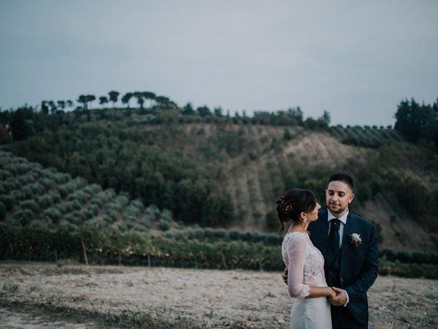 Il matrimonio di Enrico e Giulia a Cesena, Forlì-Cesena 90