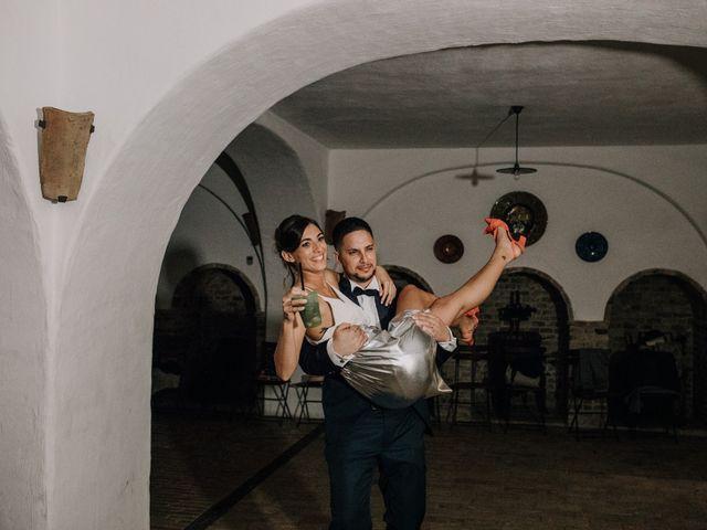 Il matrimonio di Enrico e Giulia a Cesena, Forlì-Cesena 112