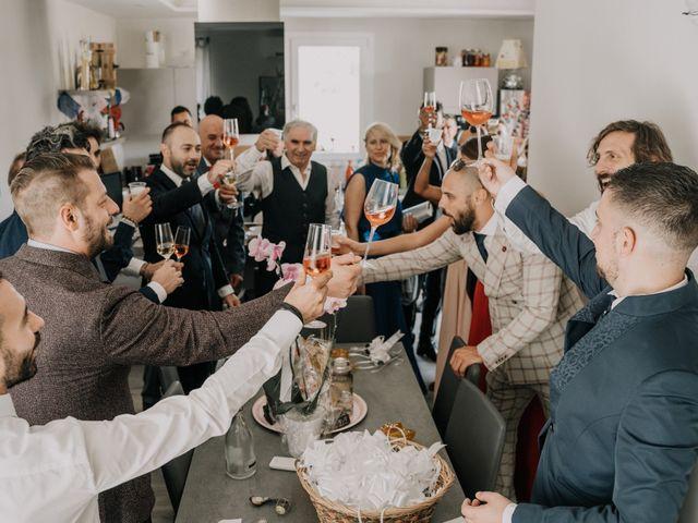 Il matrimonio di Enrico e Giulia a Cesena, Forlì-Cesena 31