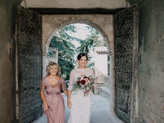Il matrimonio di Enrico e Giulia a Cesena, Forlì-Cesena 33