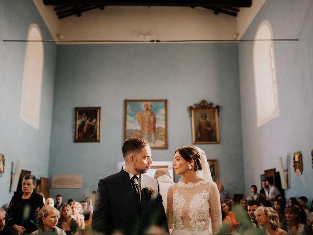Il matrimonio di Enrico e Giulia a Cesena, Forlì-Cesena 37