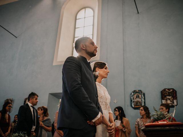 Il matrimonio di Enrico e Giulia a Cesena, Forlì-Cesena 38