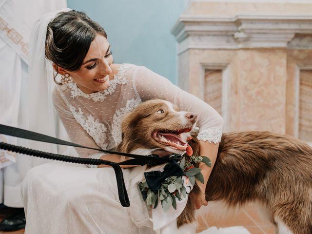 Il matrimonio di Enrico e Giulia a Cesena, Forlì-Cesena 39