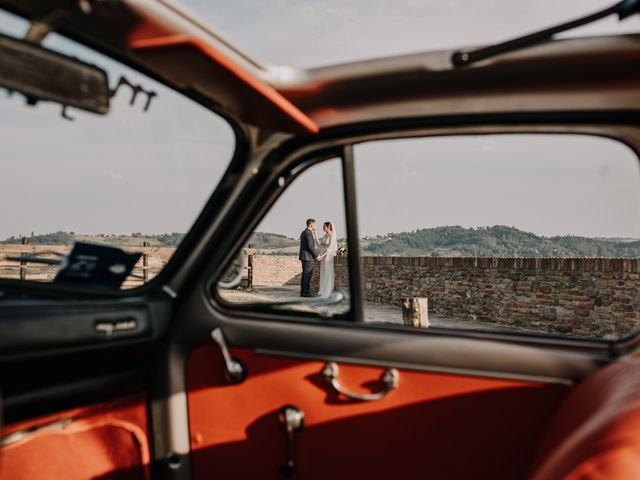 Il matrimonio di Enrico e Giulia a Cesena, Forlì-Cesena 43