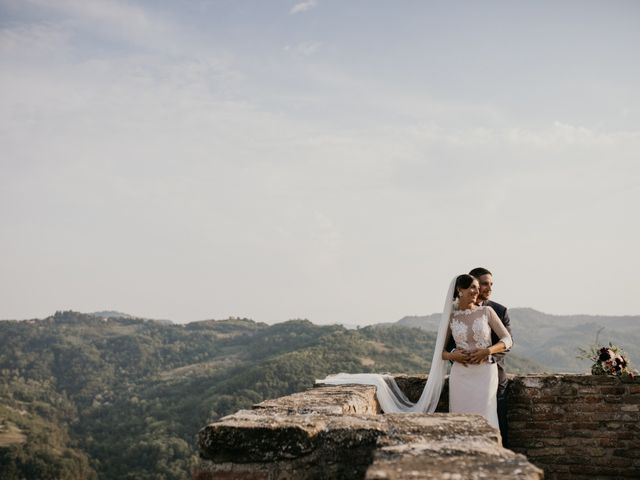 Il matrimonio di Enrico e Giulia a Cesena, Forlì-Cesena 45