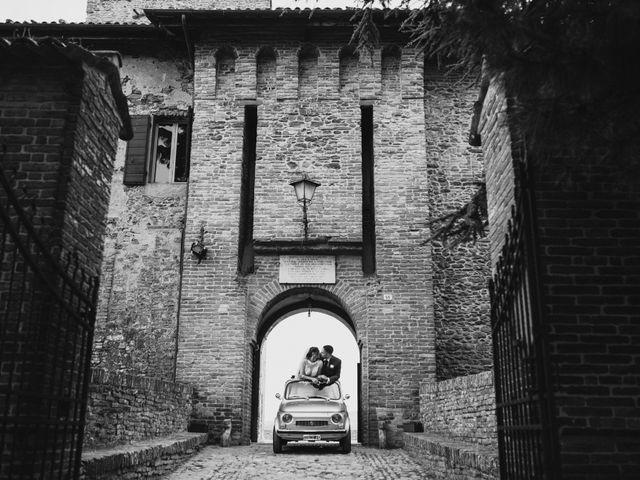 Il matrimonio di Enrico e Giulia a Cesena, Forlì-Cesena 52