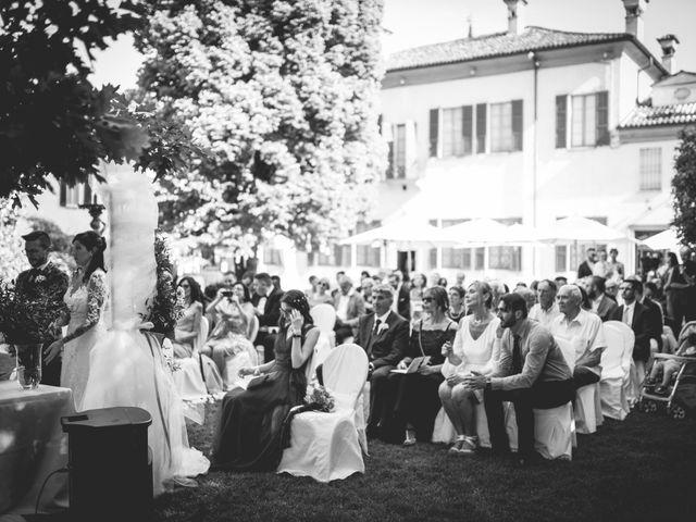 Il matrimonio di Michael e Greta a Crema, Cremona 12