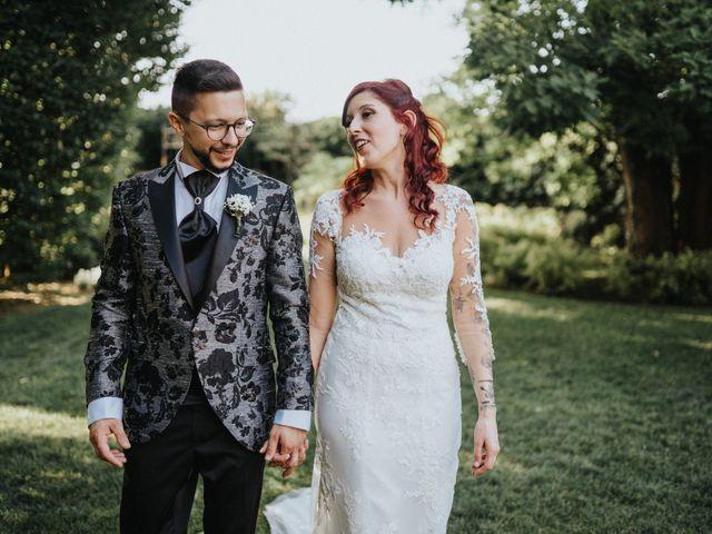 Il matrimonio di Michael e Greta a Crema, Cremona 20