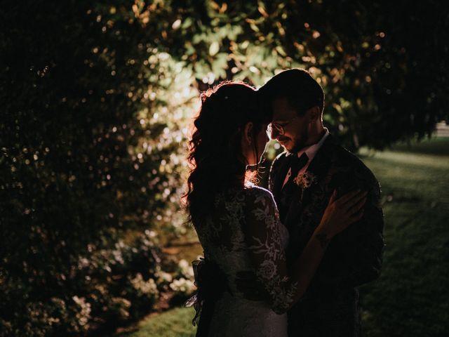 Le nozze di Greta e Michael