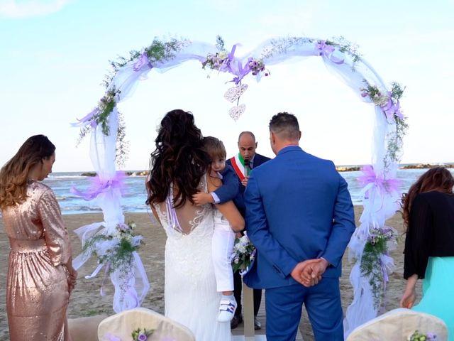Il matrimonio di Emanuele e Eleonora a Bellaria-Igea Marina, Rimini 9