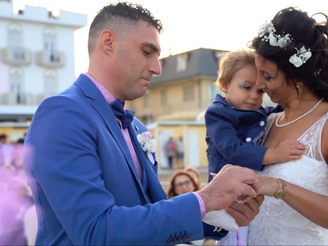 Il matrimonio di Emanuele e Eleonora a Bellaria-Igea Marina, Rimini 18