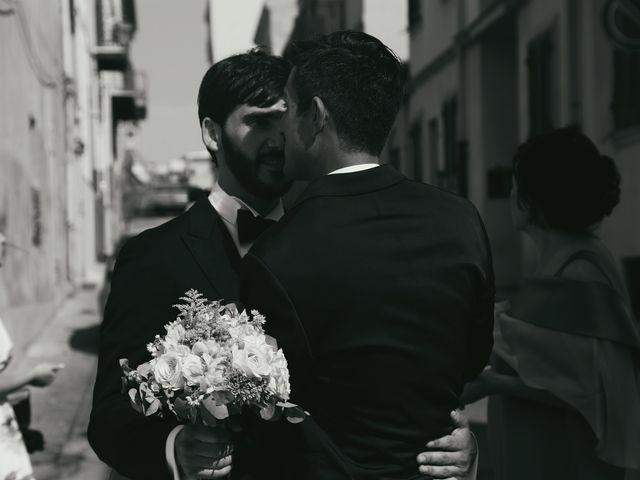 Il matrimonio di Alberto e Maria Luisa a Alghero, Sassari 20