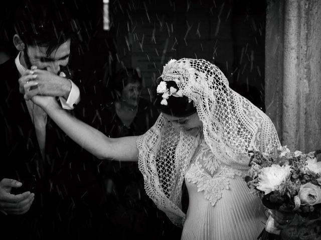 Le nozze di Maria Luisa e Alberto