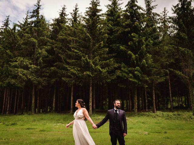 Le nozze di Mara e Giovanni