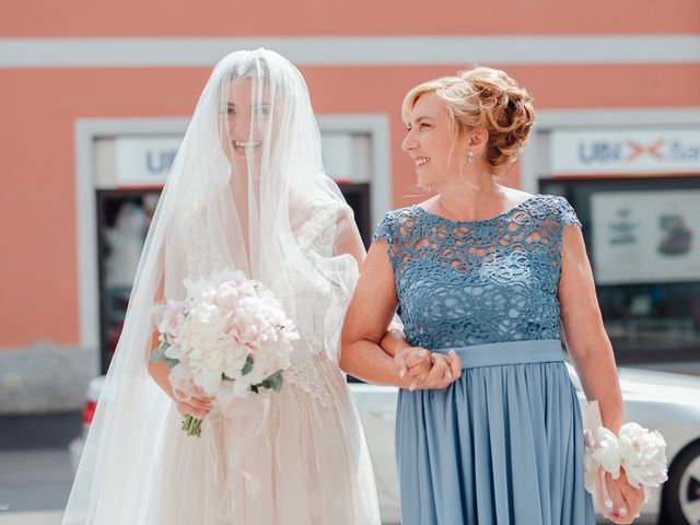 Il matrimonio di Patrizio e Stefania a Segrate, Milano 8