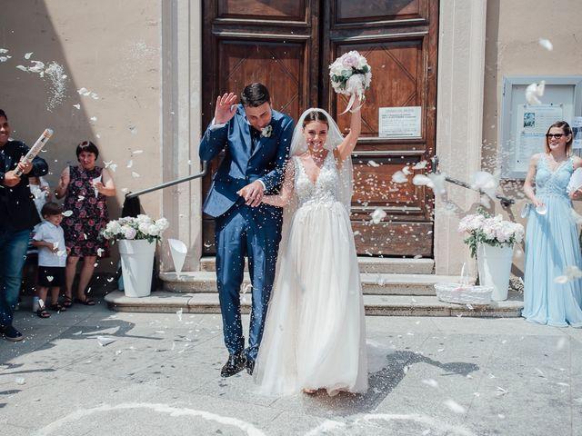 Il matrimonio di Patrizio e Stefania a Segrate, Milano 17