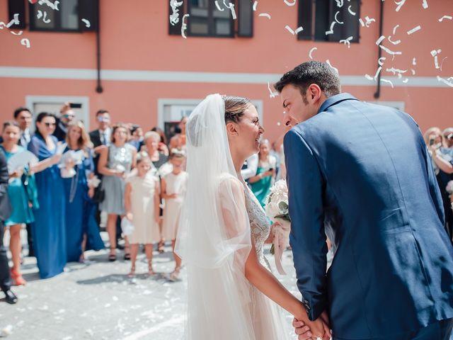 Il matrimonio di Patrizio e Stefania a Segrate, Milano 18